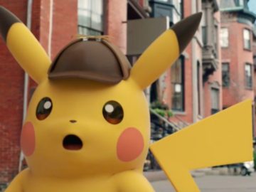 A Detective Pikachu Movie is Happening