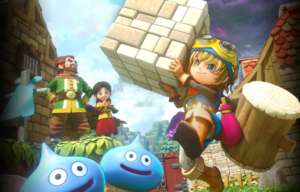 Dragon Quest Builders Reveals Day One Edition