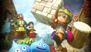 Dragon Quest Builders 2 Gameplay E3 Footage Released
