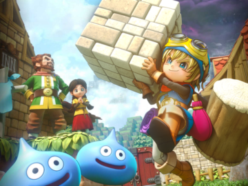 Dragon Quest Builders Pre-Order Rewards Detailed