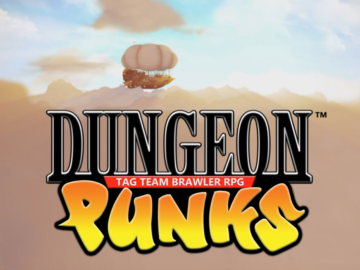 Now Available: Dungeon Punks
