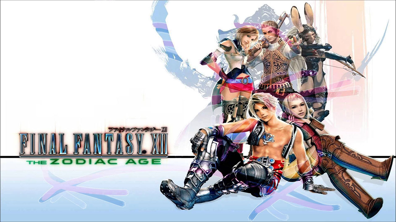 Final Fantasy Xii The Zodiac Age Wallpapers In Ultra Hd