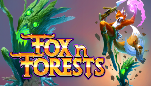 On Kickstarter: FOX n FORESTS