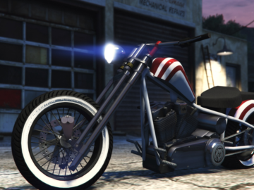 GTA Online Might Get Biker DLC Update