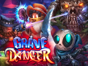 Have a Look at Grave Danger on Kickstarter