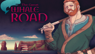 Fight for Survival in The Great Whale Road