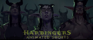 World of Warcraft: Legion Animated Series Harbingers To Debut First Episode At SDCC