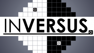 Coming Soon: INVERSUS, the Negative-Space Shooter