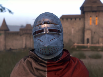 Kingdom Come: Deliverance Adds RPG Elements