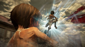 Koei Tecmo Details Multiplayer In Upcoming Attack On Titan Game