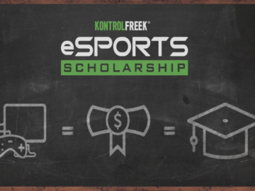 Winners of 2017 KontrolFreek Collegiate Esports Scholarship Announced
