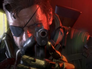 PS Plus October Line-up Revealed; Metal Gear Solid 5: The Phantom Pain Headlines