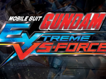 Now Available: Mobile Suit Gundam Extreme Vs-Force