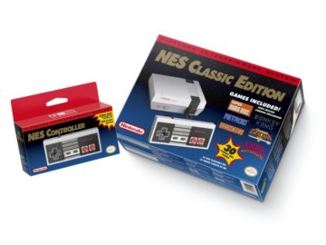 New Features Reveals For Mini NES