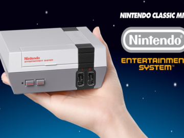 Nintendo's NES Classic Outsold Both The PS4 and Xbox One in April