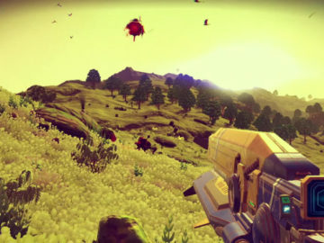 New No Man's Sky Trailer Shows Hostile Environments