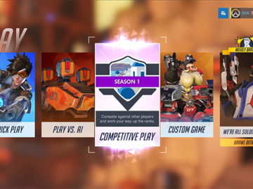 Overwatch Competitive Play Skill Rating Won't Be Affected By People Leaving Mid-Match Anymore