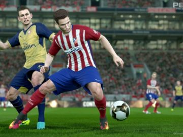 Touts some of the most realistic gameplay with the help of the Konami Fox Engine.