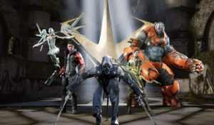 Epic Games Celebrates One Year of Paragon; Adds New Hero, Daily Login Rewards, Major Hero Balances and More