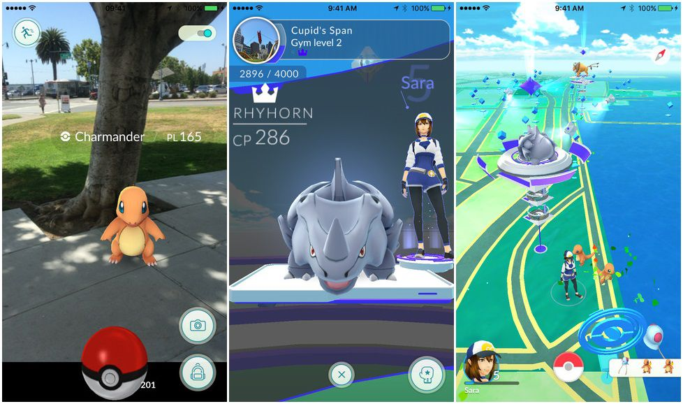 Pokemon GO: Get Perfect Pokeball Throws With AssistiveTouch