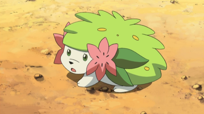 Shaymin_Land_anime