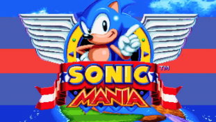 Sonic Mania Green Hill Zone Act 2 Shown Off