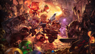 Face the Foes of Super Dungeon Tactics