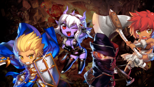 Four New Heroes Revealed for Super Dungeon Tactics