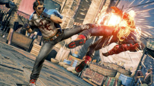 Tekken 7 Producer Believes Game Won't be Fun in First-Person VR