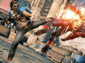 Tekken 7 Update 1.05 Adds Support for Upcoming DLC and Improves Online Stability and Matchmaking
