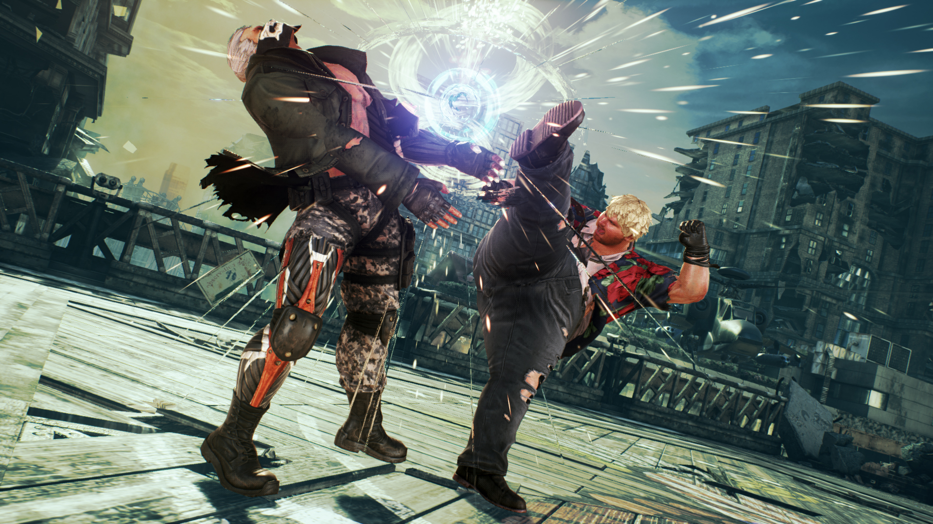 Tekken 7 Which Direction To Sidestep For Every Character Tips