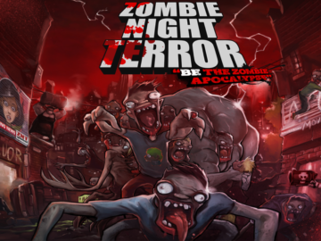 Zombie Night Terror Arrives on July 20th