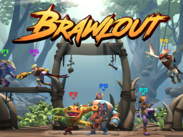 Brawlout Takes Some Inspiration From Super Smash Bros.