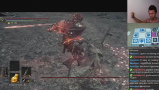 Gamer Completes Dark Souls III With Dance Pad