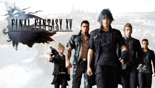 "Square Enix Teases Shadowy Figures In Final Fantasy XV Box Art; ""Extremely Important"""
