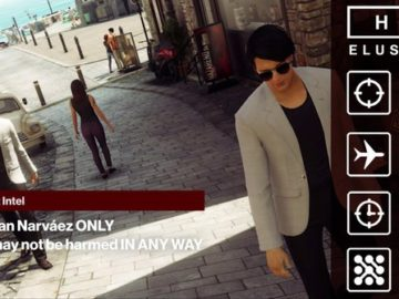Hitman Companion is available for download on both iOS and Android systems.