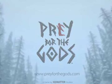 "Prey for the Gods Is Coming to PS4 and Xbox One; ""Playable and Running At 30fps"""