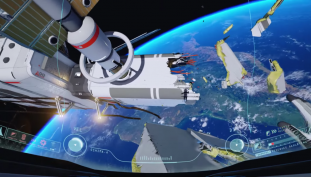Adr1ft Officially Launches For PlayStation 4 July 15th