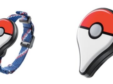 Pokemon Go Plus Watches Hitting Store Shelves This Month