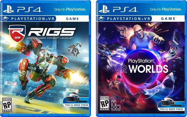 These two box art artworks have been put up on Best Buys website.