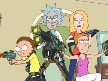 Adult Swim Games Announces Rick and Morty-Themed VR Game Virtual Rick-ality