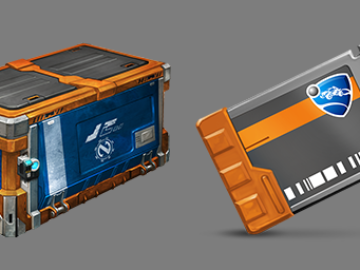 The TF2/Counter-Strike style crate system that will be implemented.