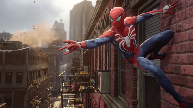 Marvels web-slinging hero is hopefully coming to PS4 soon.