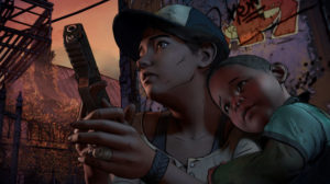 The Walking Dead Season Three Screenshots Released