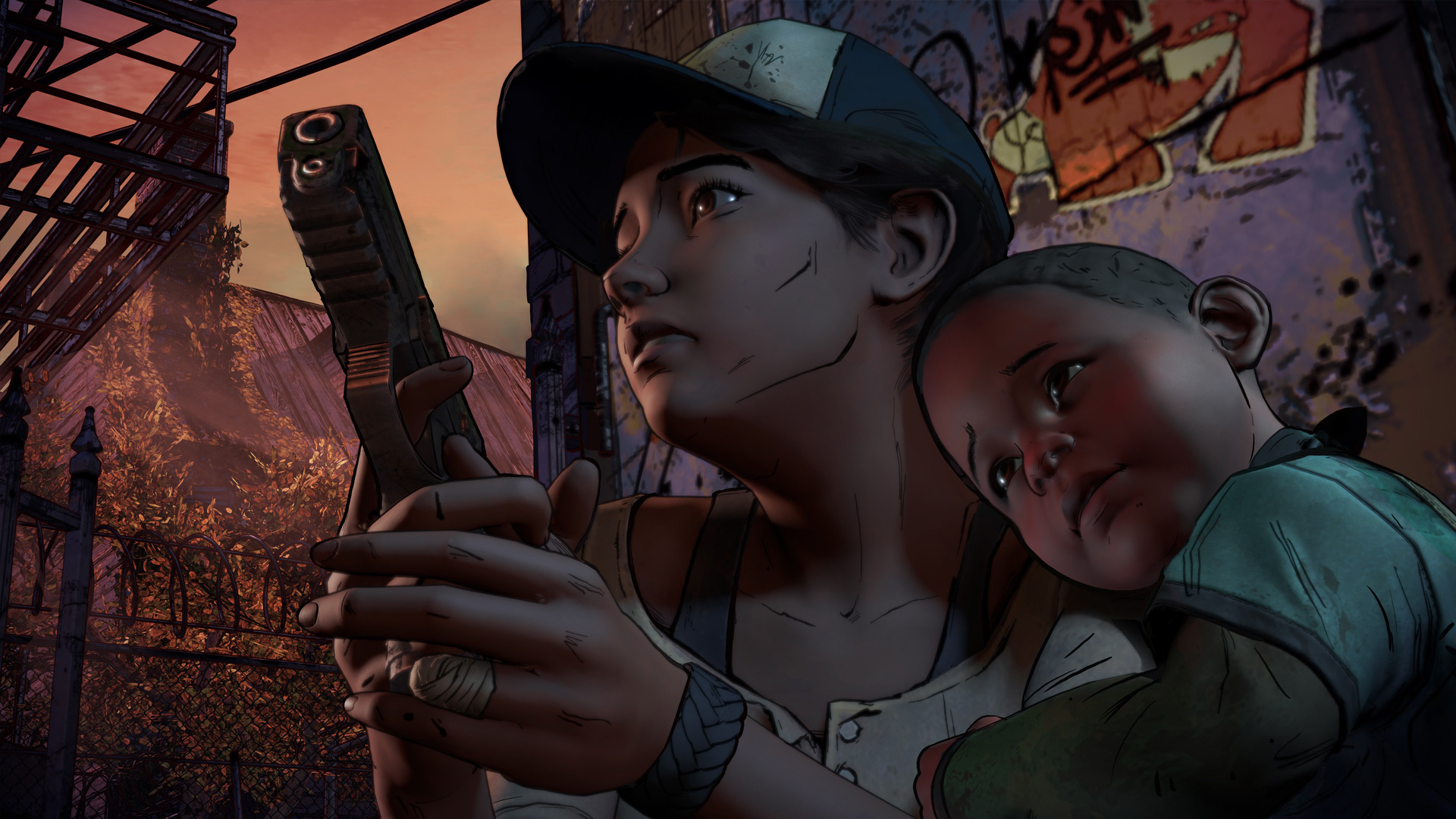 The Walking Dead Season 3 How To Import Your Season 2