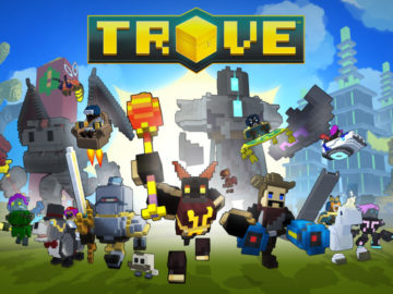 Free-to-Play MMO Trove Is Coming To PS4 And Xbox One Later This Year