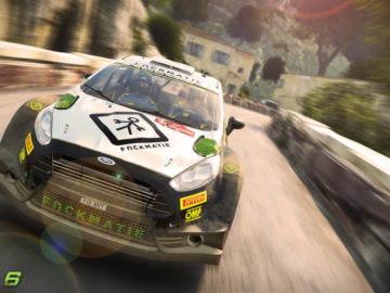 WRC 6 Announce Game's Release Date in the Americas