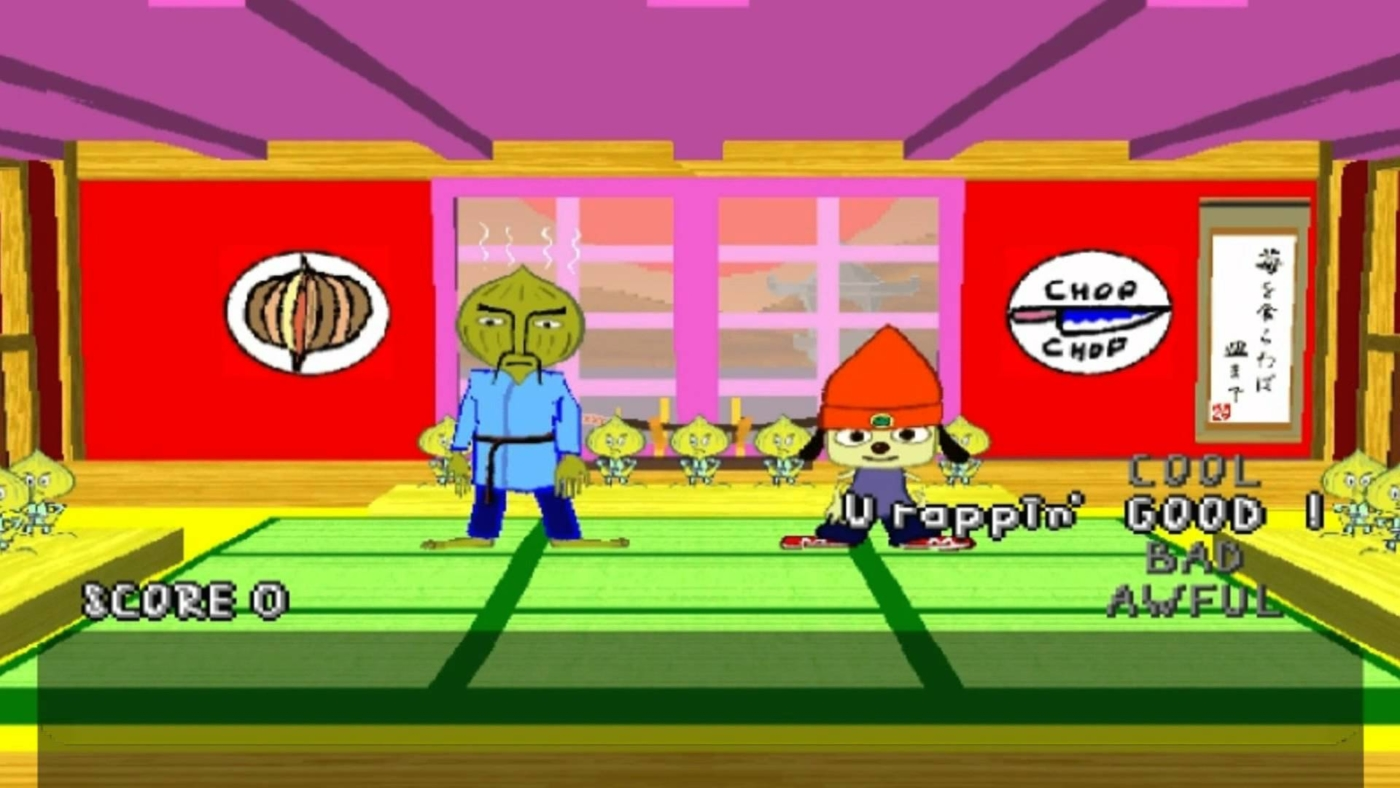 Parappa the rapper remastered - pc torrent - torrent download