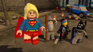 Supergirl Coming to LEGO Dimensions; Will be Included from Now On in the Game's Starter Pack