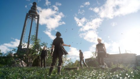 Final Fantasy 15: How to Farm AP Even More Efficiently Post-1.03 Patch